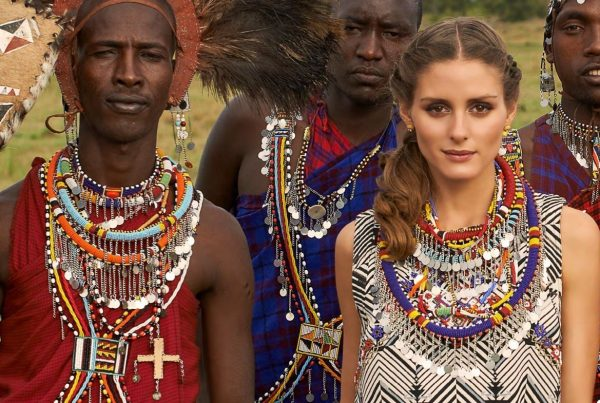 Look Book Maasai Project Olivia Palermo